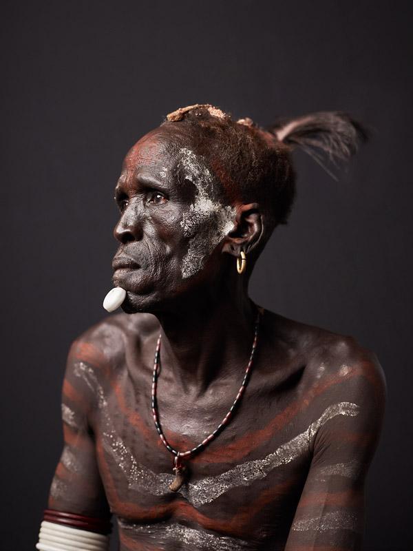 Karo tribe, Lower Omo Valley, Ethiopia