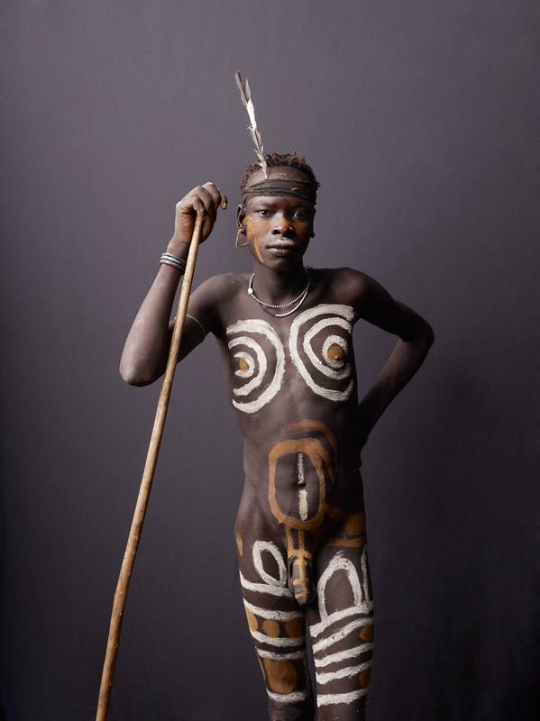 Mursi tribe, Lower Omo Valley, Ethiopia
