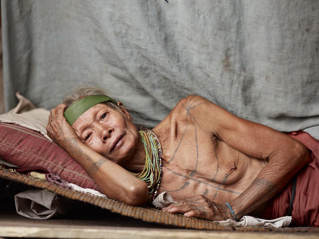 Siturubakbak, wife of Bajak Sorumut.