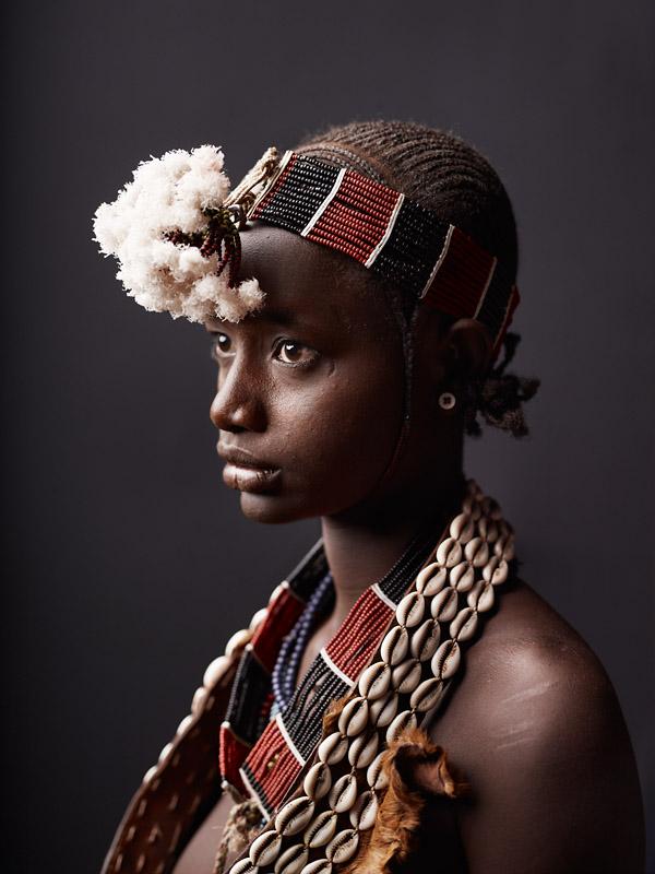 Algo Hamer tribe, Lower Omo Valley, Ethiopia