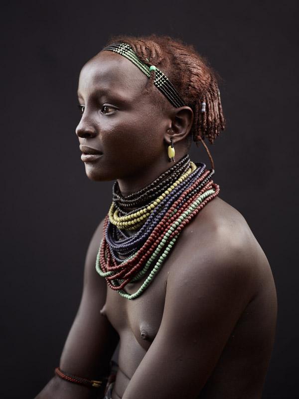 Daasanach tribe, Lower Omo Valley, Ethiopia