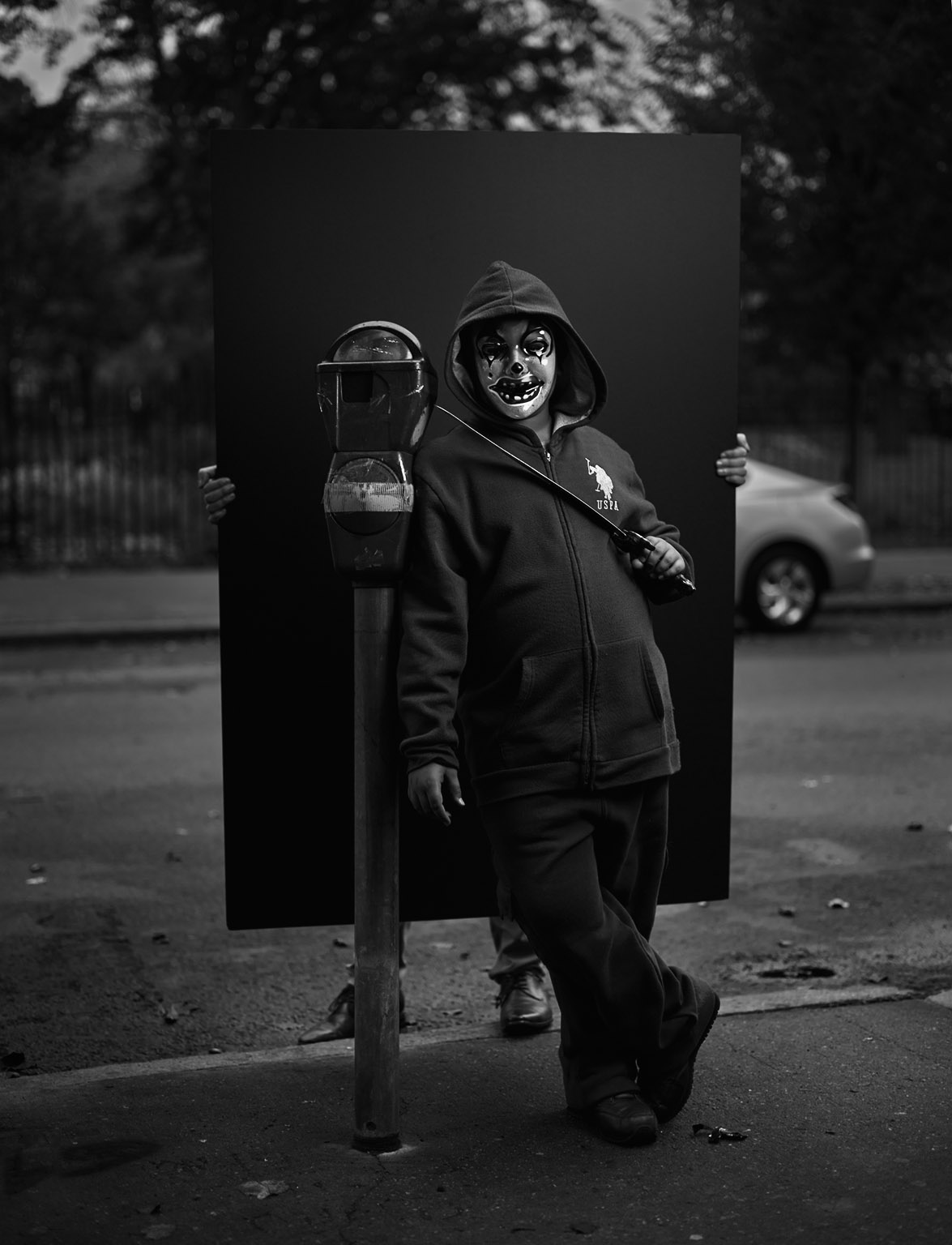 4:55pm October 31st, 2013 - Bushwick, Brooklyn