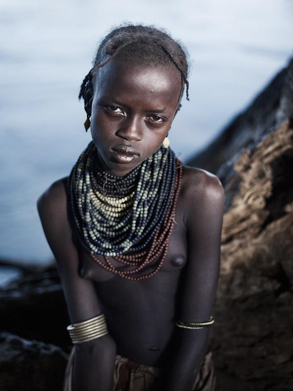 Daasanach Girl