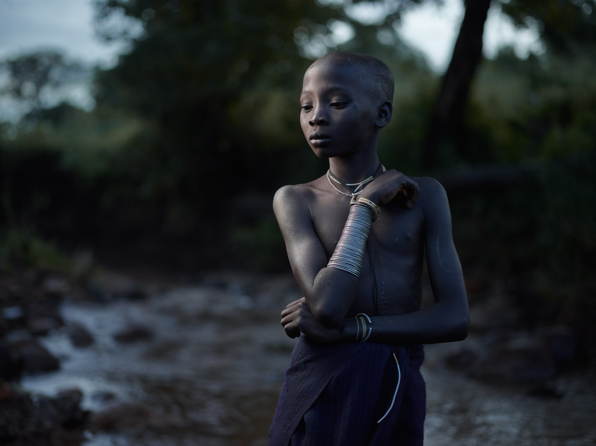 Suri Tribe Territory, Lower Omo Valley, Ethiopia