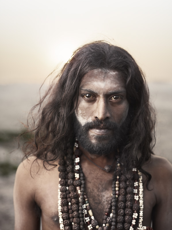 Magesh left a well paid job as an IT computer consultant to pursue to path of Aghora. After years of practice, he finds no temptation to return to his old life. Varanasi, India