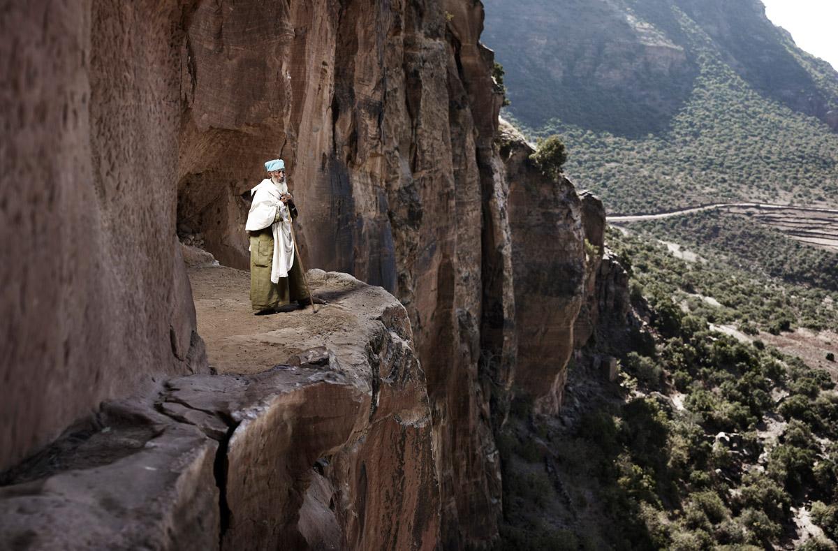 Aba Yohannis monastery - 74 years old