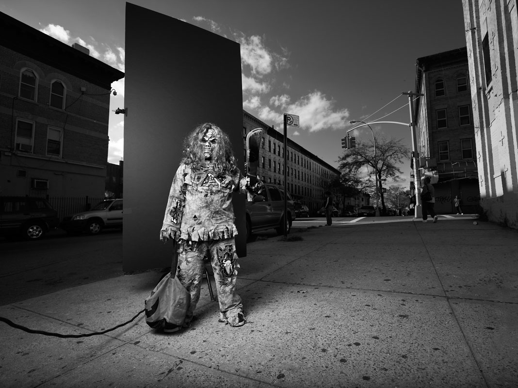 2:59pm October 31st, 2010 - Bushwick, Brooklyn