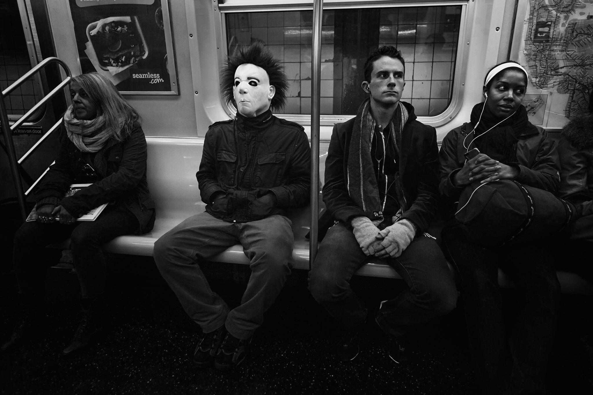 7:18pm October 31st, 2011 - Bushwick, Brooklyn